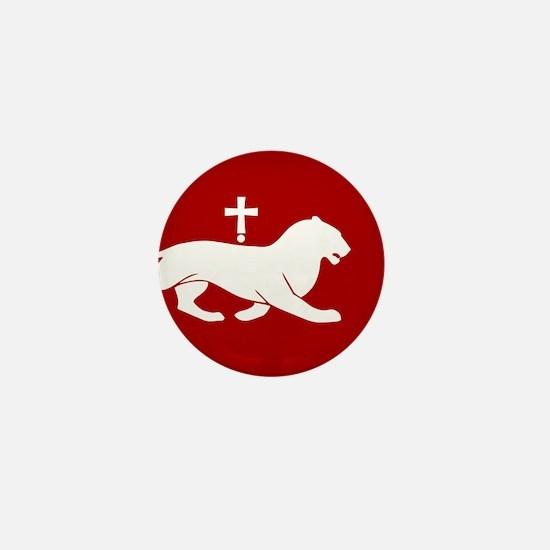 ARMENIA BAGRATUNI FLAG Mini Button