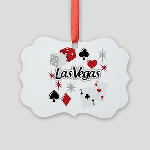 Las Vegas Picture Ornament