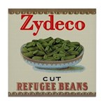 Zydeco Tile Coaster