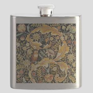 Wm Owl Flask
