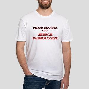 Proud Grandpa of a Speech Pathologist T-Shirt