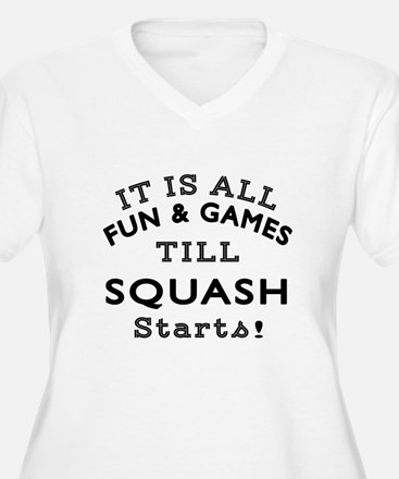 Squash Fun And Ga T-Shirt