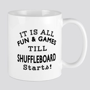 Shuffleboard Fun And Games DesignsShuff Mug