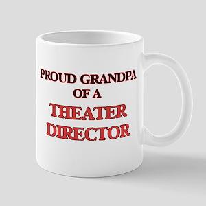 Proud Grandpa of a Theater Director Mugs
