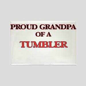 Proud Grandpa of a Tumbler Magnets