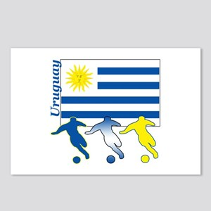 Uruguay Soccer Postcards (Package of 8)