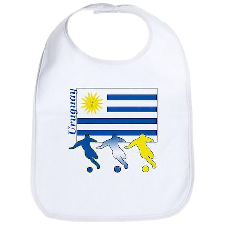 Uruguay Soccer Bib