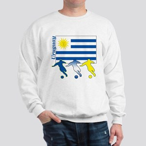 Uruguay Soccer Sweatshirt