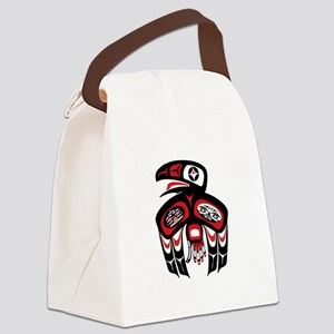 SPRING CALL Canvas Lunch Bag