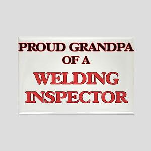 Proud Grandpa of a Welding Inspector Magnets