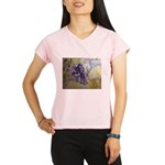 Helping Abused Animals Performance Dry T-Shirt