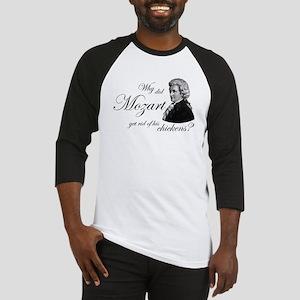 Mozart's Chickens Baseball Jersey
