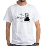 Violin Mens Classic White T-Shirts