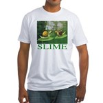 Slime Fitted T-Shirt