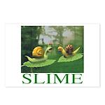 Slime Postcards (Package of 8)