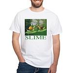 Slime White T-Shirt