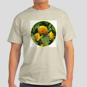 SUNNY SUNFLOWERS Light T-Shirt