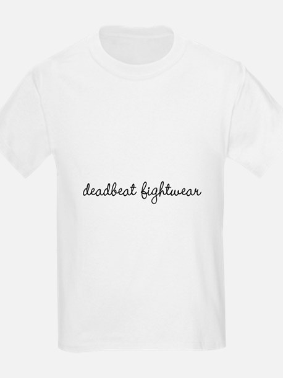 Funny Deadbeat T-Shirt