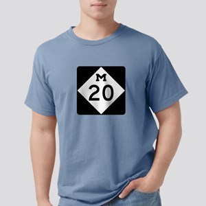 M-20, Michigan T-Shirt
