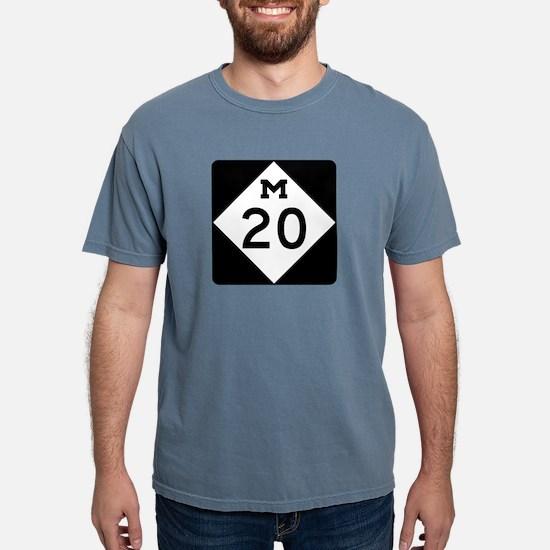 M-20, Michigan T-Shirt