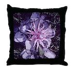 Aechmea Bromeliad 2 - Throw Pillow