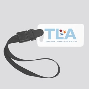 Tennessee Library Association Small Luggage Tag