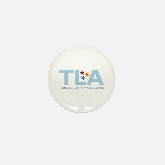 Tennessee Library Association Mini Button