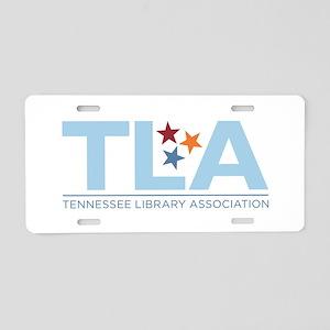 Tla Aluminum License Plate