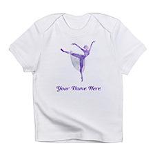 Personalized Ballet Infant T-Shirt