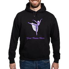 Personalized Ballet Hoodie (dark)