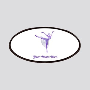 Personalized Ballet Patch
