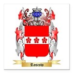 Roscow Square Car Magnet 3