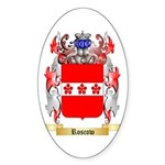 Roscow Sticker (Oval 10 pk)