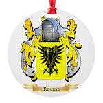 Rosario Round Ornament
