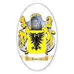 Rosario Sticker (Oval 10 pk)