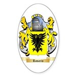 Rosario Sticker (Oval 50 pk)