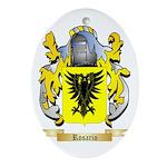 Rosario Oval Ornament