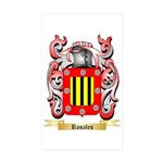 Rosales Sticker (Rectangle 10 pk)