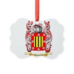 Rosales Picture Ornament