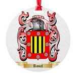 Rosal Round Ornament
