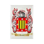 Rosal Rectangle Magnet (10 pack)