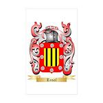 Rosal Sticker (Rectangle 50 pk)