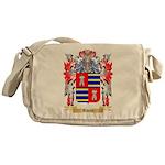 Roque Messenger Bag