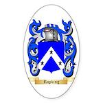 Ropking Sticker (Oval 10 pk)