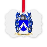 Ropking Picture Ornament