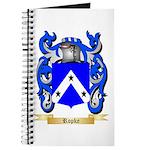 Ropke Journal