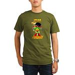 Knowledge Is Power Men's T-Shirt (dark)