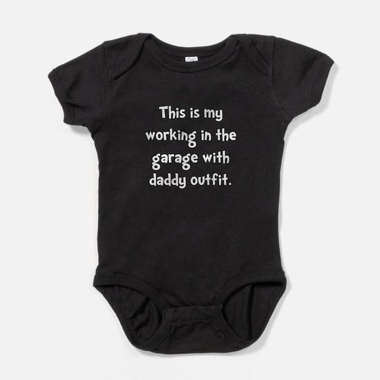 Unique Parents day Baby Bodysuit