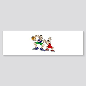 Angry players Bumper Sticker