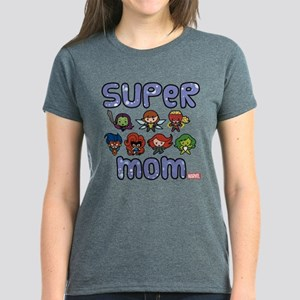 Marvel Super Mom Women's Dark T-Shirt